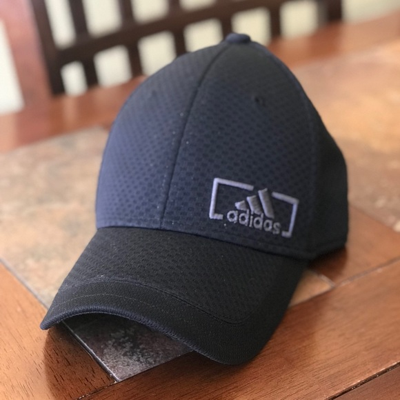 Adidas climalite Stretch fit hat f1e25726ed2
